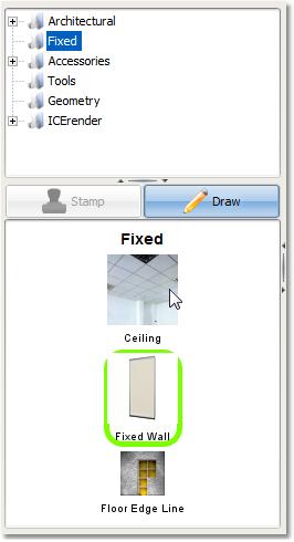 Fixed Walls